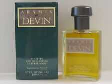 Aramis Devin ( Original Formula ) for Men 3.7 oz Country Eau de Cologne Spray