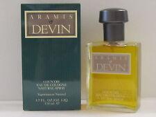 Aramis Devin ( Original Formula ) for Men 3.7 oz Country Eau de Cologne Spray