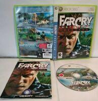 FarCry Instincts Predator XBOX 360 / XBOX ONE PAL Français  Complet Bon état