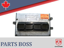 Dodge RAM 1500 2003 (4.7) Engine Control Module OEM P56040474AE