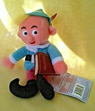 "Rudolph Plush Hermie Elf 1998 Island Misfit Toys Nwt Mislabeled Herbie 8"" New."