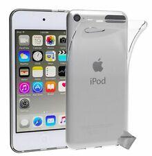 Housse etui coque gel fine pour Apple iPod Touch 7 + verre trempe - TRANSPARENT