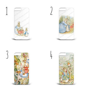 Peter Rabbit Family hard phone Case Cover iPhone Samsung