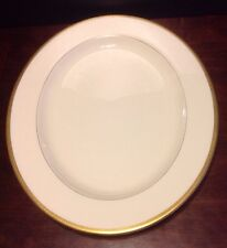 "1963 Royal Worcester ""Coventry"" Gold Encrusted Large 15.25"" Oval Serving Platter"