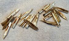 One Parker 51 NIB  USA  (XXXF > BB) 14ct Gold (Updated 24th May)