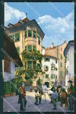 Bolzano Città Pittori cartolina ZK5103