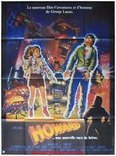 HOWARD THE DUCK Affiche Cinéma Originale 160x120 Movie Poster GEORGE LUCAS