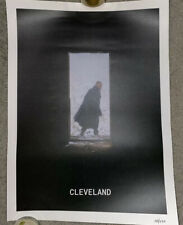 Justin Timberlake Man Of The Woods Tour Poster - Limited Edition - Cleveland