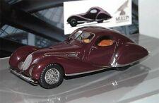 MINICHAMPS 437117120 - 1937 TALBOT Lago T 150-c-ss Coupe Mullin Musée 1/43
