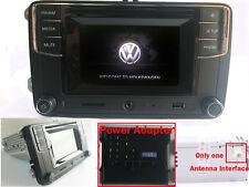Autoradio RCD330 RCD510 MirroLink BT CD USB RVC VW Golf Caddy Passat Tiguan Polo