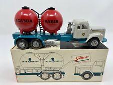 Tekno Scania Vabis No. 453 Red Tank Interconsult Cement Truck in Original Box