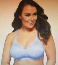 48dd50a1b5 Playtex 18 HOUR  Size  16 E. Ulitmate Lift   Support ZEN BLUE WireFree