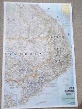 Original Vietnam War Maps for sale   eBay on michelin rubber plantation vietnam map, rung sat special zone vietnam map, batangan peninsula vietnam map, bien hoa air base vietnam map, chu lai vietnam map, binh dinh province vietnam map, hill 55 vietnam map, khe sahn vietnam map, bong son vietnam map, tuy hoa air base vietnam map, china beach vietnam map, an khe vietnam map, iron triangle vietnam map,