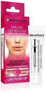 Dermofuture Intensive Lip Plumper 100% Hyaluronic Acid Lip Push Up 12ml