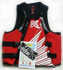 Helium Life Jacket Vest 2000007131 Men Amp Neo, Personal Flotation Device, Large
