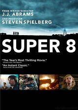 SUPER 8 (DVD - Disc Only)