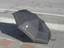 Johnnie Walker Whisky 2PC / 2x AUTO Open Close Umbrella s NEW width 47 inches