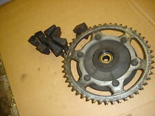 YAMAHA FZS FAZER 600 5DM 2000 PARTS REAR SPROCKET CARRIER CUSH DRIVES