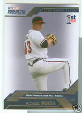 Michael Minor Atlanta 2009 Tristar Prospects Plus