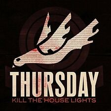 Thursday - Kill the House Lights [New Vinyl]