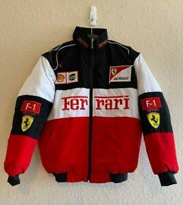Ferrari Formula One Racing Jacket 2021