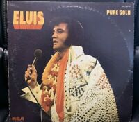 Elvis Presley ‎– Pure Gold vinyl LP FREE SHIPPING