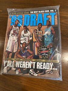 1996 '96 Draft Kobe Slam Magazine