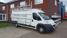 Van Side Rack ideal for Glazier, Joiner, Builder and Garage doors