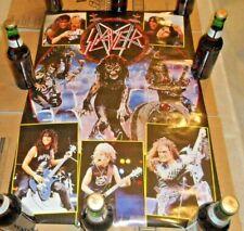 Poster/Vintage  Slayer  UK 1988