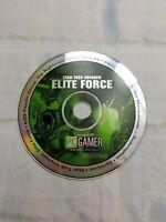 PC Gamer October 2000 Disc 5.13 Star Trek Voyager Elite Force