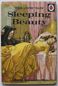 Vintage Ladybird Book – Sleeping Beauty – Well Loved Tales Series 606D – Good