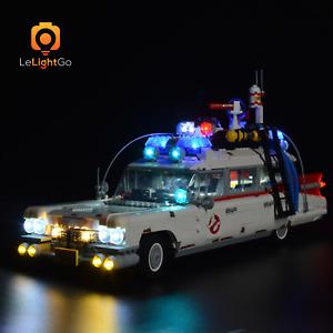 Standard LED Light Up Kit for 10274 Ghostbusters Ecto - 1 10274 Lighting Bricks