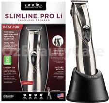 Andis Slimline Pro Li Professional Cord/Cordless T-Blade Lithium Hair Trimmer D8