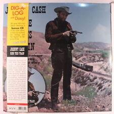 LP JOHNNY CASH  RIDE THIS TRAIN VINYL 180G + CD