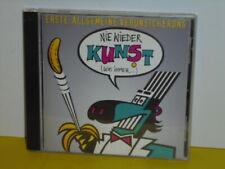 CD - EAV - ERSTE ALLGEMEINE VERUNSICHERUNG - NIE WIEDER KUNST