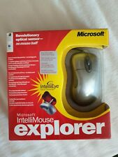 Microsoft IE Intellimouse Explorer NEU & OVP, für Kenner