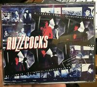 BUZZCOCKS  THE COMPLETE SINGLES ANTHOLOGY 3  CD ALBUM SET RARE FREE POSTAGE