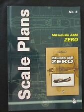 A6M Zero - Scale Plans No. 5 - Mushroom Model Publications