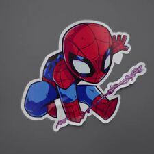 Spiderman Personaje de Dibujos Animados Pegatina Calcomanía