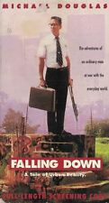 Falling Down VHS Michael Douglas Full Length Screener Copy Urban Reality Rated R