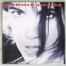 Carole Laure CD She says move on 1991