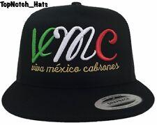 Viva Mexico Cabrones VMC Original Mexico Colorway Trucker Hat Brand New !!!