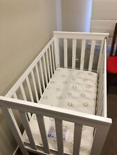 White Baby Cots Amp Cribs For Sale Ebay