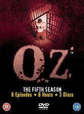 DVD:OZ SEASON 5 - NEW Region 2 UK