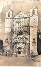 BR37202 Valladolid fachada de la Ig esla de San Pablo spain