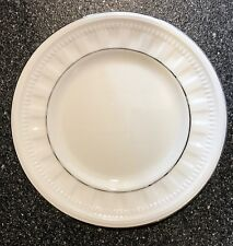 Wedgwood Colosseum Platinum Bread and Butter Plate ~new~