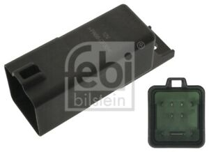 Glow Plug Relay 100658 Febi 038907281D 38907281D Genuine Top Quality Guaranteed
