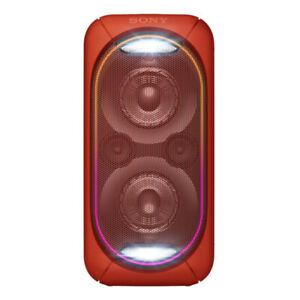 Sony GTK-XB60 Party Lautsprecher Rot Mobiles One Box Soundsystem - Aussteller