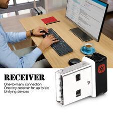 Logitech Unifying Ricevitore per tastiera mouse USB wireless Dongle M325 M315