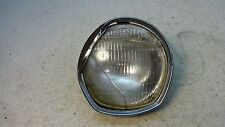 1971 Suzuki T500 Titan Cobra GT500 S502. headlight and trim ring